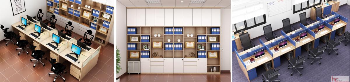 Thiết kế nội thất văn phòng Hải Phòng