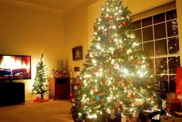 Hô biến không gian đón Giáng sinh an lành