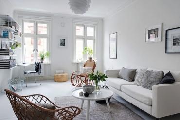Những đặc trưng của phong cách thiết kế nội thất Scandinavia - Phần 1