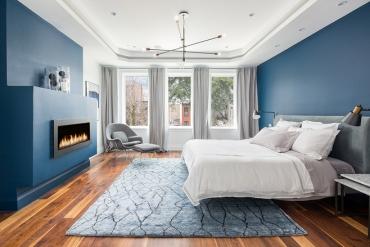 Thiết kế phòng ngủ lãng mạn - 5 màu sắc không thể bỏ qua