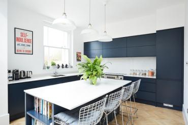 Bí quyết tăng nét cá tính cho căn bếp phong cách đương đại