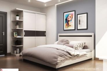 05 tuyệt chiêu thiết kế nội thất phòng ngủ cho vợ chồng mới cưới