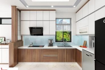 Mách bạn xu hướng thiết kế phòng bếp đẹp xuân thu 2019
