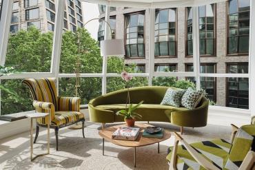 Ngôi nhà Lantern - dự án chung cư đầu tiên tại Hoa Kỳ của kiến trúc sư Thomas Heatherwick