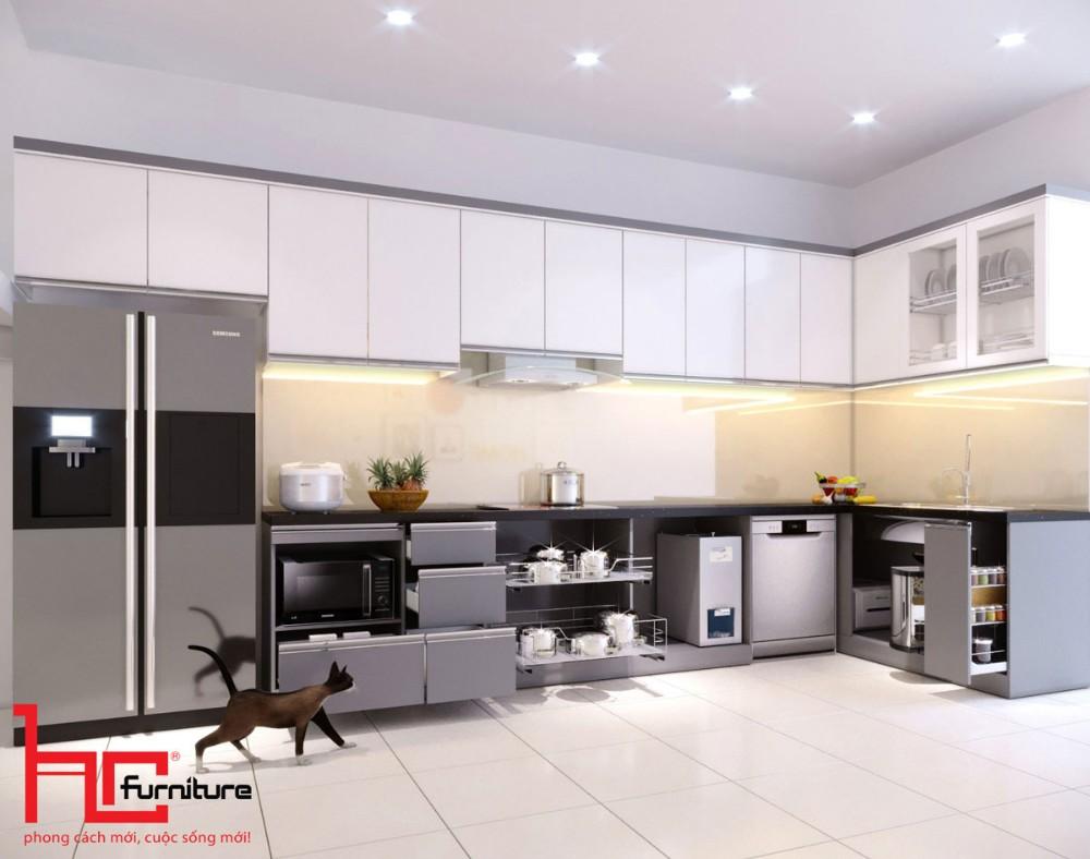 Các tiêu chuẩn kỹ thuật trong thiết kế tủ bếp 2