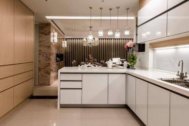 Nhựa Picomat là gì? Tại sao được sử dụng trong thi công tủ bếp?