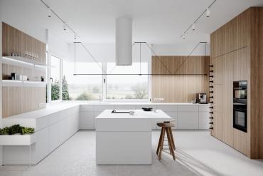 Xu hướng thiết kế tủ bếp được ưa chuộng nhất hiện nay
