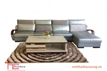 Tối ưu không gian với Sofa góc chữ L