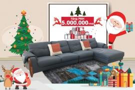 [CTKM] Tặng 5 triệu đồng Nhân giáng sinh và năm mới 2019