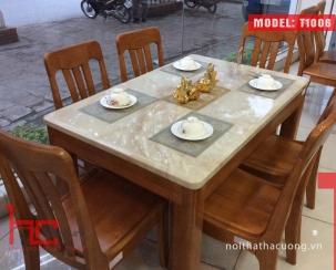 Bộ bàn ăn T1006
