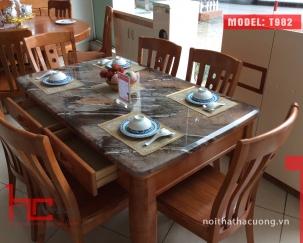 Bộ bàn ăn T982