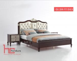 Giường ngủ SH-Y1503 nhập khẩu