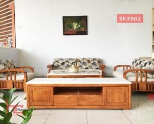Sofa gỗ F002