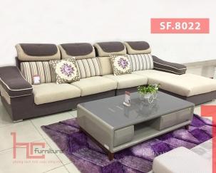 Sofa nỉ 8022