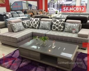 Sofa nỉ HC012