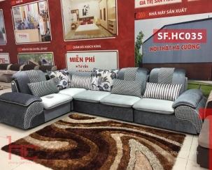 Sofa nỉ HC035