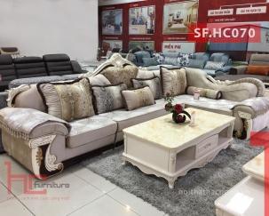 Sofa nỉ HC070