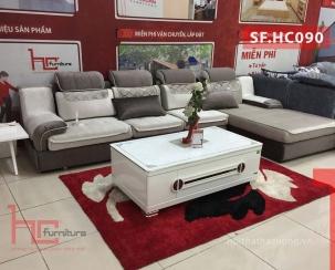 Sofa nỉ HC090
