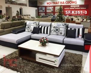 Sofa nỉ K361