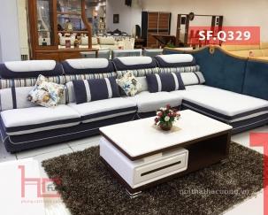 Sofa nỉ Q329