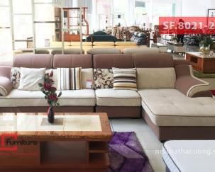 Sofa nỉ 8021-2