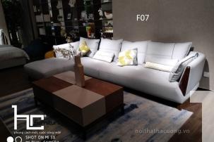 Sofa da F07