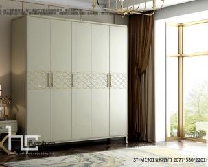 Tủ áo 5 Cánh  ST-M1901