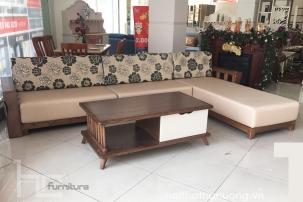 Sofa gỗ HCTN04
