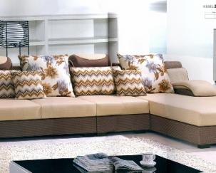 Sofa nỉ HC058