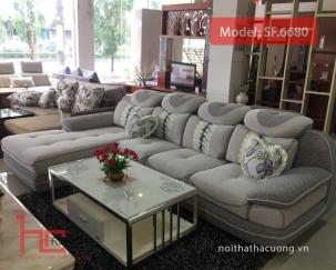 Sofa nỉ 6680