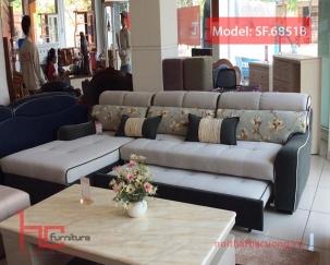 Sofa nỉ 6851B
