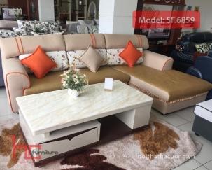 Sofa nỉ 6859