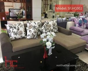 Sofa nỉ HC002
