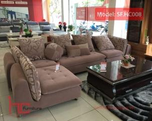 Sofa nỉ HC008
