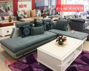 Sofa nỉ HC019
