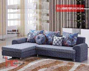 Sofa nỉ HC024