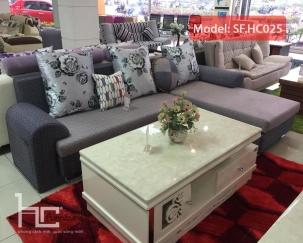 Sofa nỉ HC025