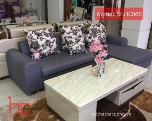 Sofa nỉ HC060