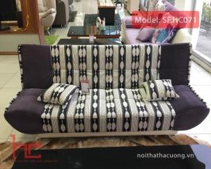 Sofa nỉ HC071