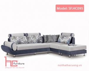 Sofa nỉ HC095B