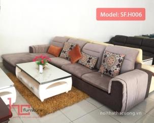 Sofa nỉ H006
