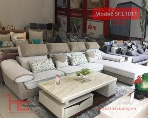 Sofa nỉ L1011