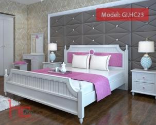 Giường ngủ HC23 1.8x2m