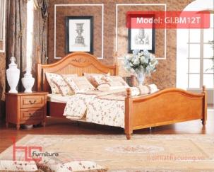 Giường ngủ BM12T 1.8x2m