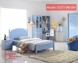 Giường ngủ trẻ em ET13M005 1.5x2m
