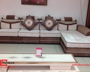 Sofa nỉ HC089