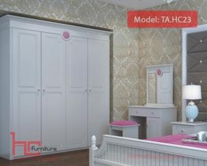 Tủ quần áo HC23