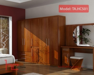 Tủ quần áo HC501