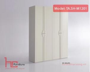 Tủ quần áo SHM1201 4 cánh