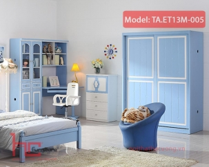 Tủ quần áo trẻ em ET13M005